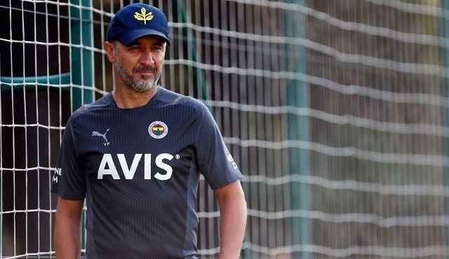 Fenerbahçe'ye Pereira motivasyonu: Başın öne eğilmesin