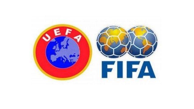 FIFA ve UEFA karşı karşıya: Üye ülkelerden 4 yıl resti