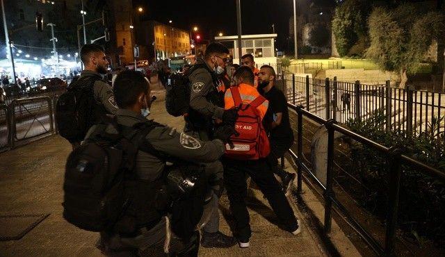 Filistin'e siyonist kuşatma artıyor