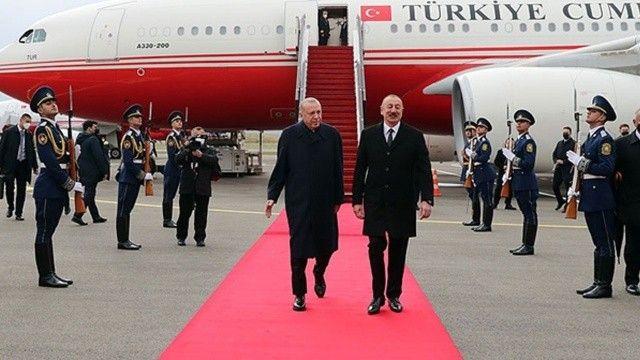 Karabağ'ın dünyaya  açılan kapısı Fuzuli havalimanı hizmete açıldı: Azerbaycan'da tarihi gün