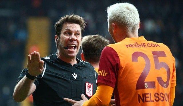 Galatasaray camiasında Aydınus öfkesi