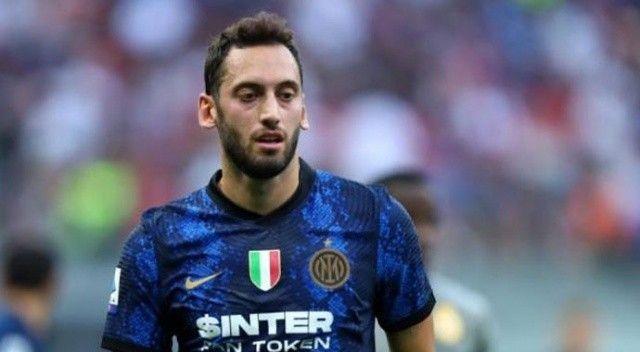 Hakan Çalhanoğlu devre arasında Inter'den gönderiliyor!
