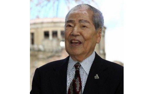 Hiroşima atom bombası saldırısının simge ismi hayatını kaybetti