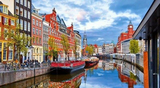 Hollanda'da deniz seviyesi yükselmeye devam ediyor!
