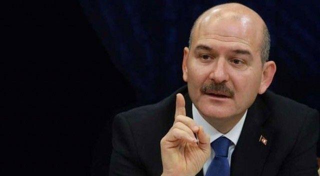 İçişleri Bakanı Soylu duyurdu! Van ve Hakkari'de 405 kilo eroin yakalandı