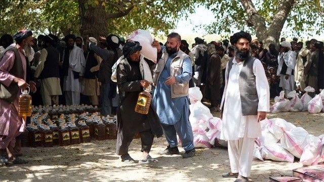 İHH, Afganistan'da 15 bin ihtiyaç sahibine yardımda bulundu