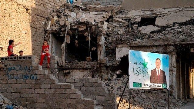 Irak'ta seçim günü: Oy verme işlemi başladı