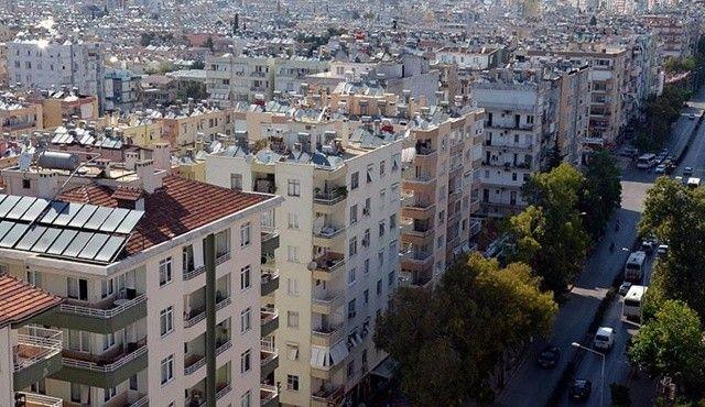 İstanbul'da 102 bin konut dönüşüyor