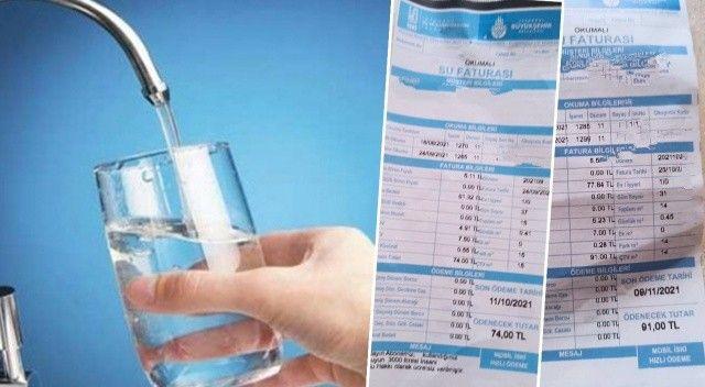 İstanbul'da 'İnsani su kullanım hakkı' kaldırıldı
