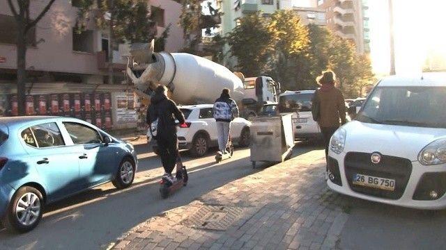İstanbul trafiğinde 'scooter' tehlikesi:'Hayalet gibi  her yerden  çıkıyorlar'