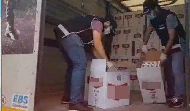 İzmir'de sahte etil alkol depolarına operasyon