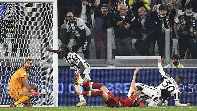 Juventus, Roma'yı tek golle yendi