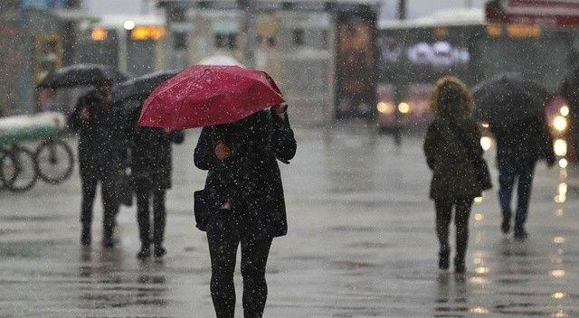Karadeniz'e kuvvetli sağanak uyarısı | 17 Ekim hava durumu