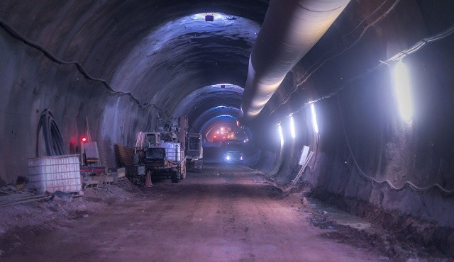 Karavanke Tüneli'ne Türk imzası