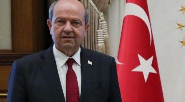 KKTC Cumhurbaşkanı Tatar: Bizi kimse Türkiye'mizden koparamaz