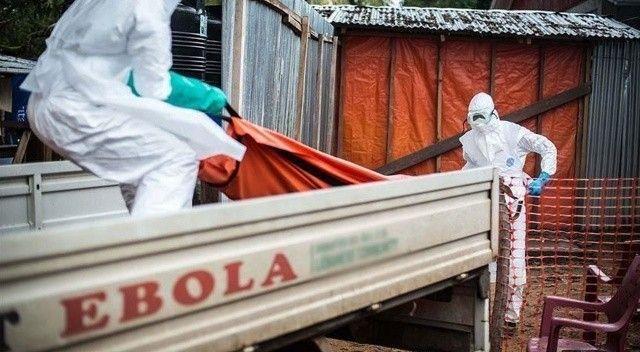 Kongo'da Ebola yeniden ortaya çıktı
