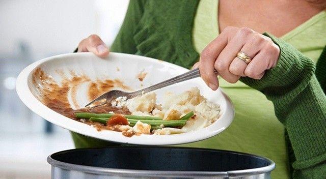 Korkunç israf: 1,3 milyar ton gıda çöpe gidiyor