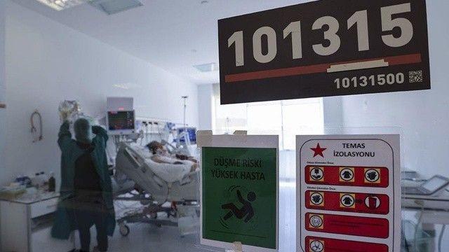 Koronavirüste son durum belli oldu: Vaka sayısı günler sonra kritik seviyenin altına düştü