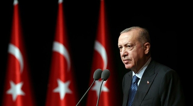 Kritik toplantı sonrası Erdoğan'dan açıklama