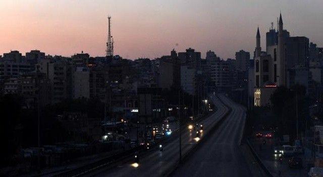 Lübnan'da elektirikler tamamen kesildi
