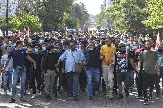 Beyrut'ta kanlı çatışma