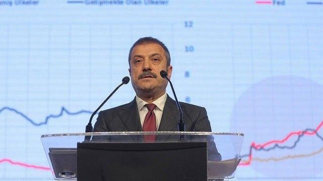 Merkez Bankası Başkanı Kavcıoğlu'ndan 'enflasyon' mesajı