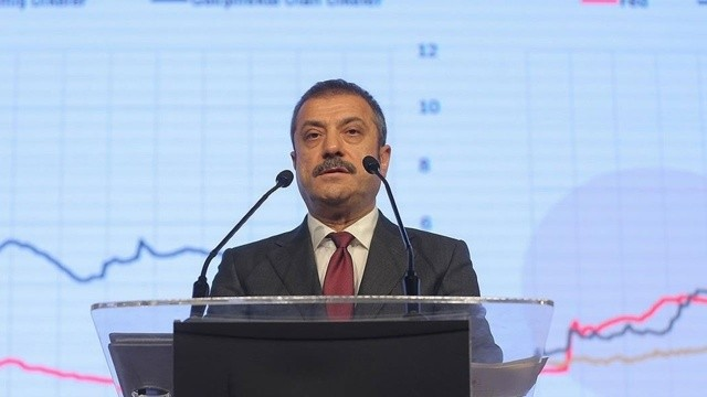 Merkez Bankası Başkanından enflasyon raporu açıklaması