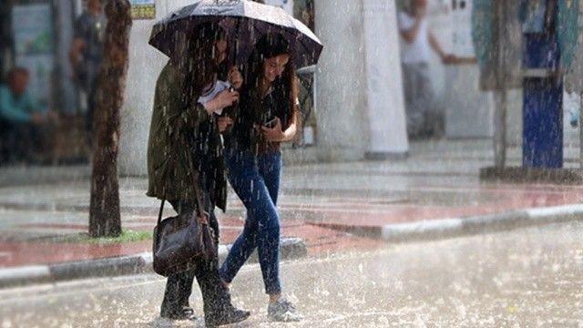 Meteoroloji'den sağanak uyarısı: 7 ilde etkili olacak