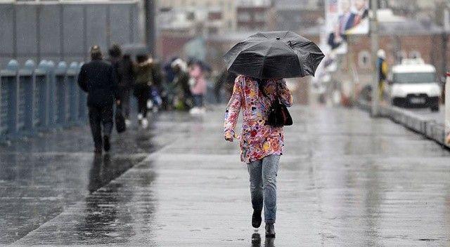 Meteoroloji'den sağanak uyarısı | 11 Ekim 2021 hava durumu