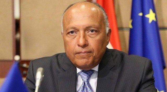 Mısır Dışişleri Bakanı: Türkiye ile ilişkilerimiz gelişme gösteriyor