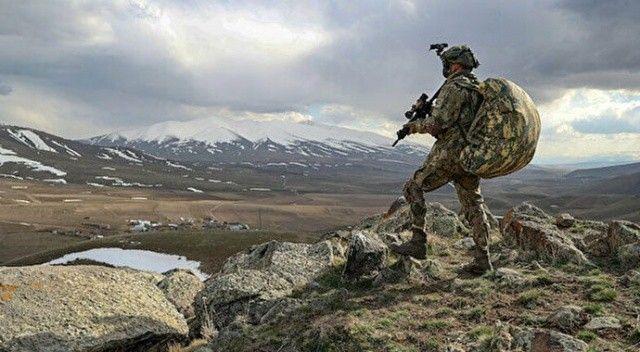 MSB duyurdu: 16 PKK'lı terörist etkisiz hale getirildi