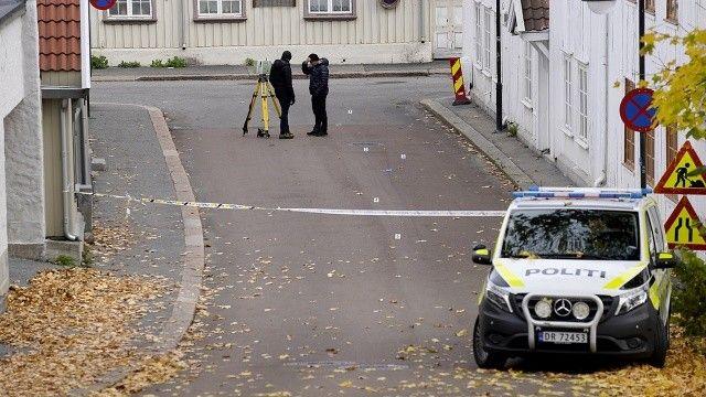 Norveç'teki oklu saldırganın kimliği belli oldu