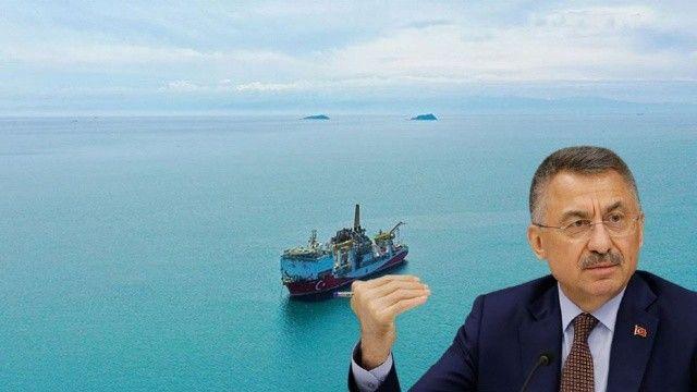 Oktay: Akdeniz'de rotasını şaşıran cevabını alır