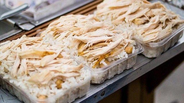 Okul dışında satılan tavuklu pilav öğrencileri zehirledi
