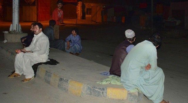 Pakistan'da 5,9 büyüklüğünde deprem: Ölü ve yaralılar var