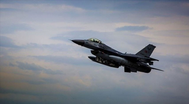 Pençe-Yıldırım operasyonu kapsamında 3 PKK'lı terörist etkisiz hale getirildi