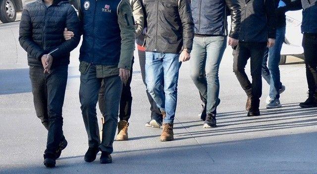 Polis Koleji'nden atılan 12 FETÖ şüphelisine gözaltı