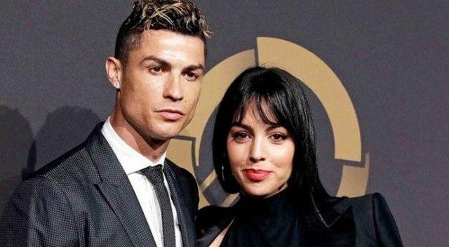 Ronaldo'nun eşine aldığı hediye ağızları açık bıraktı: 124 bin Euro değerinde
