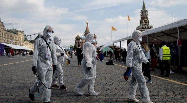 Rusya alarm durumuna geçti: Putin'in emriyle 1 hafta ücretli izin