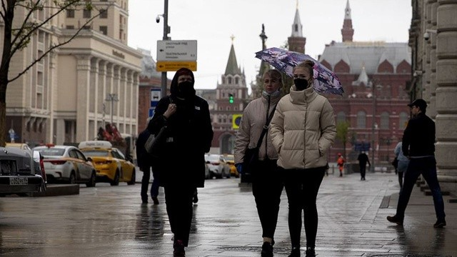Rusya'da 'günlük en yüksek can kaybı' kaydedildi