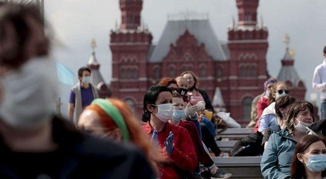 Rusya'da rekor: Bir günde 1106 ölüm