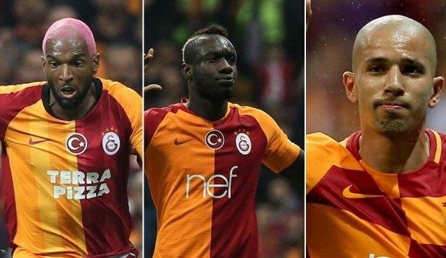 Satsan satılmadı, atsan atılmadı: Galatasaray'ın 'tutunamayanlar'ı