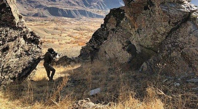 Siirt-Eruh kırsalında 4 terörist etkisiz hale getirildi