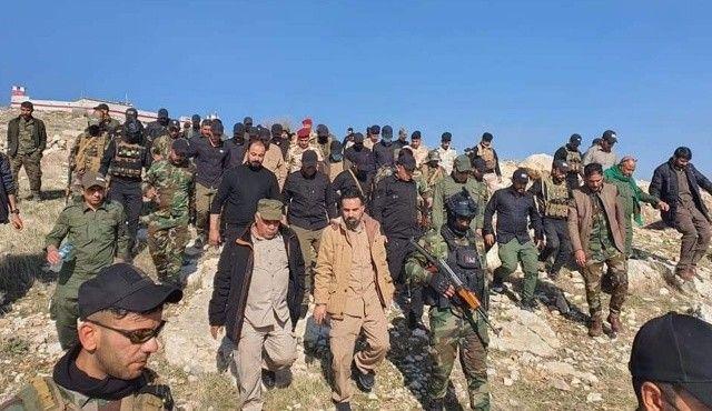 Sincar'dan Suriye'ye militan sevkiyatı