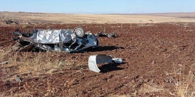Siverek'te feci kaza: 3'ü kardeş 4 çocuk hayatını kaybetti