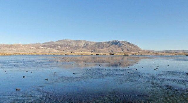 Son görüntüsüyle korkutan Ulaş Gölü eski güzelliğine kavuşuyor