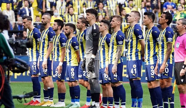 Süper Lig'in en değerlisi Fenerbahçe