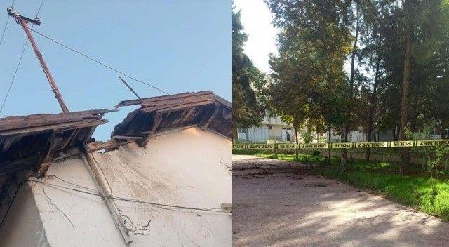 Suriye'den Gaziantep'e havan saldırısı!