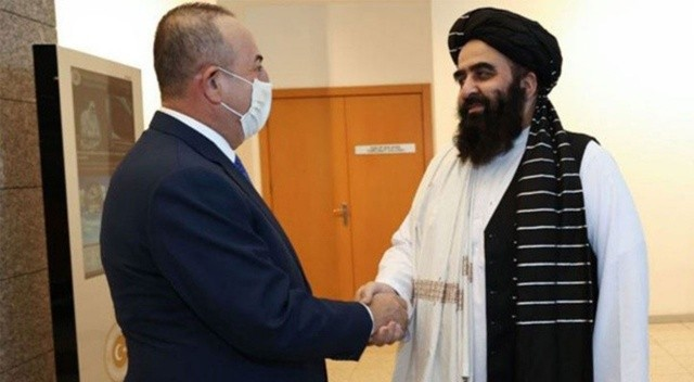 Taliban yönetimi Dışişleri Bakanı Muttaki Ankara ile temasları değerlendirdi