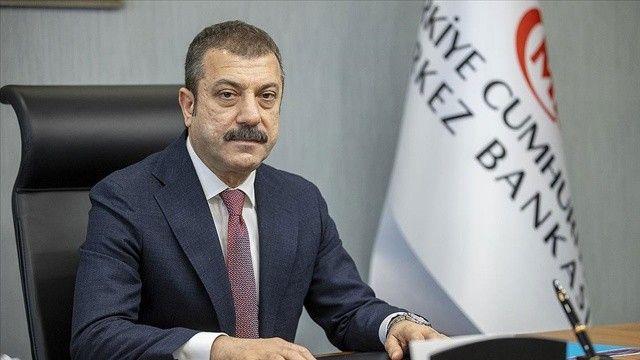 TCMB Başkanı Kavcıoğlu'ndan rezerv mesajı